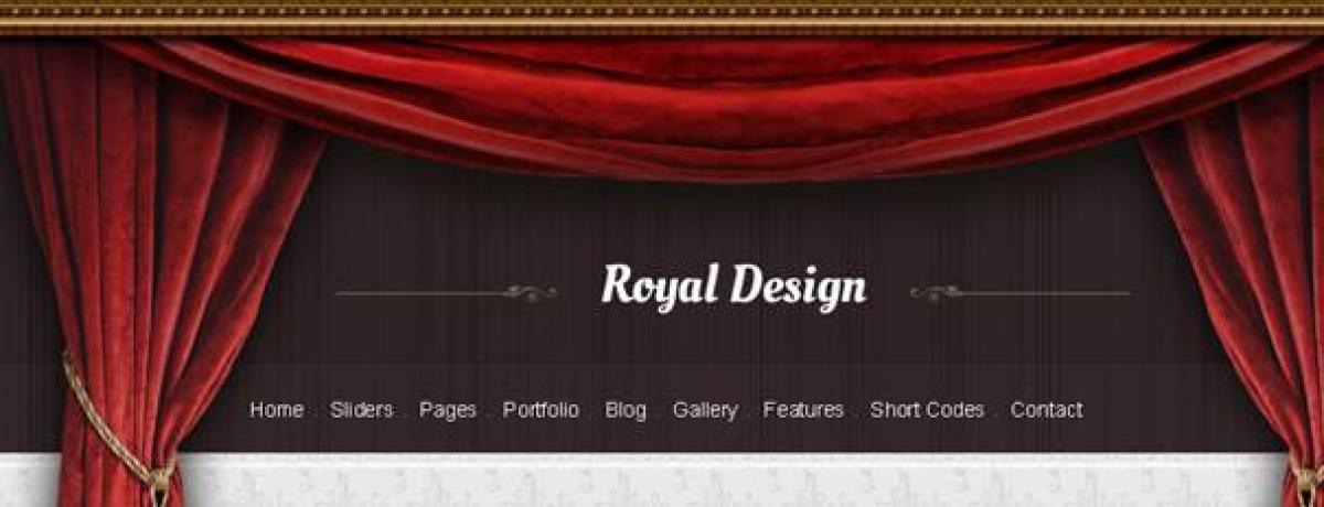 A legjobb webdesign sablonok