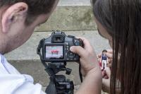 Kreat�v filmk�sz�t�s Stop Motion seg�ts�g�vel