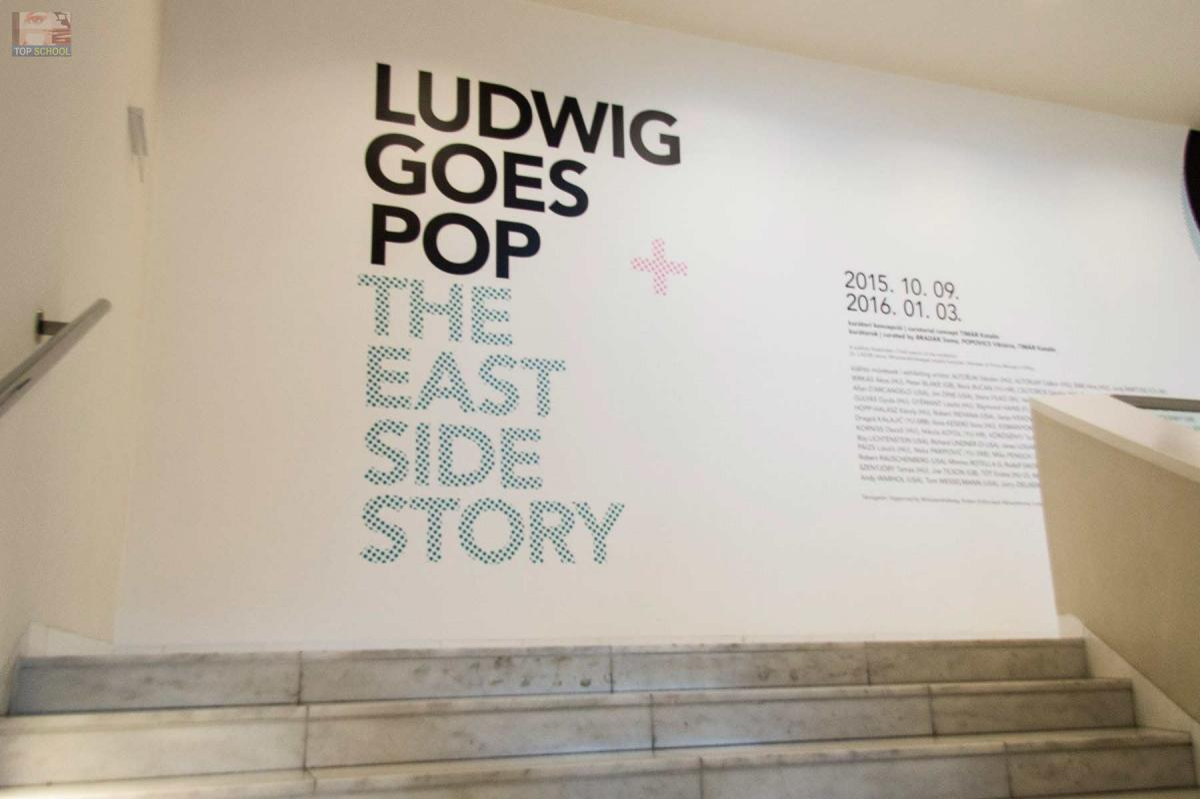 Top School goes Pop + Ludwigba megyünk Story