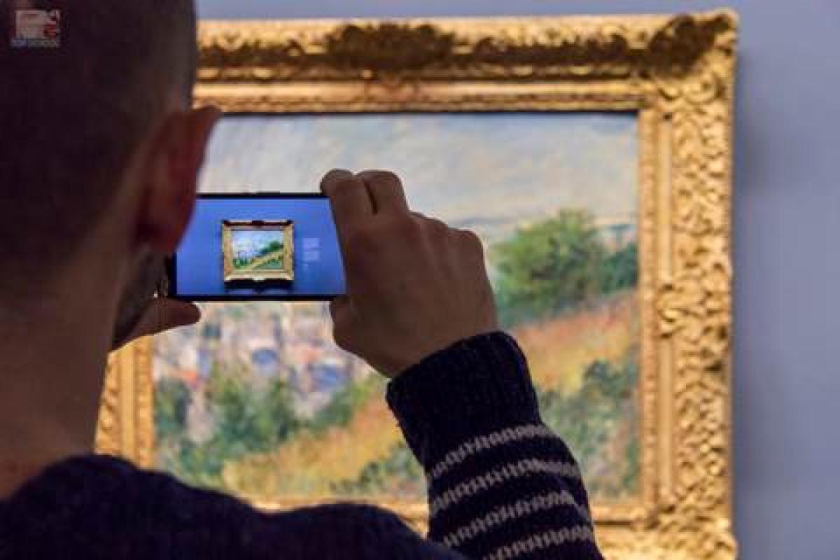 A modern Monet-tól Picasso-ig a grafikus OKJ képzésen