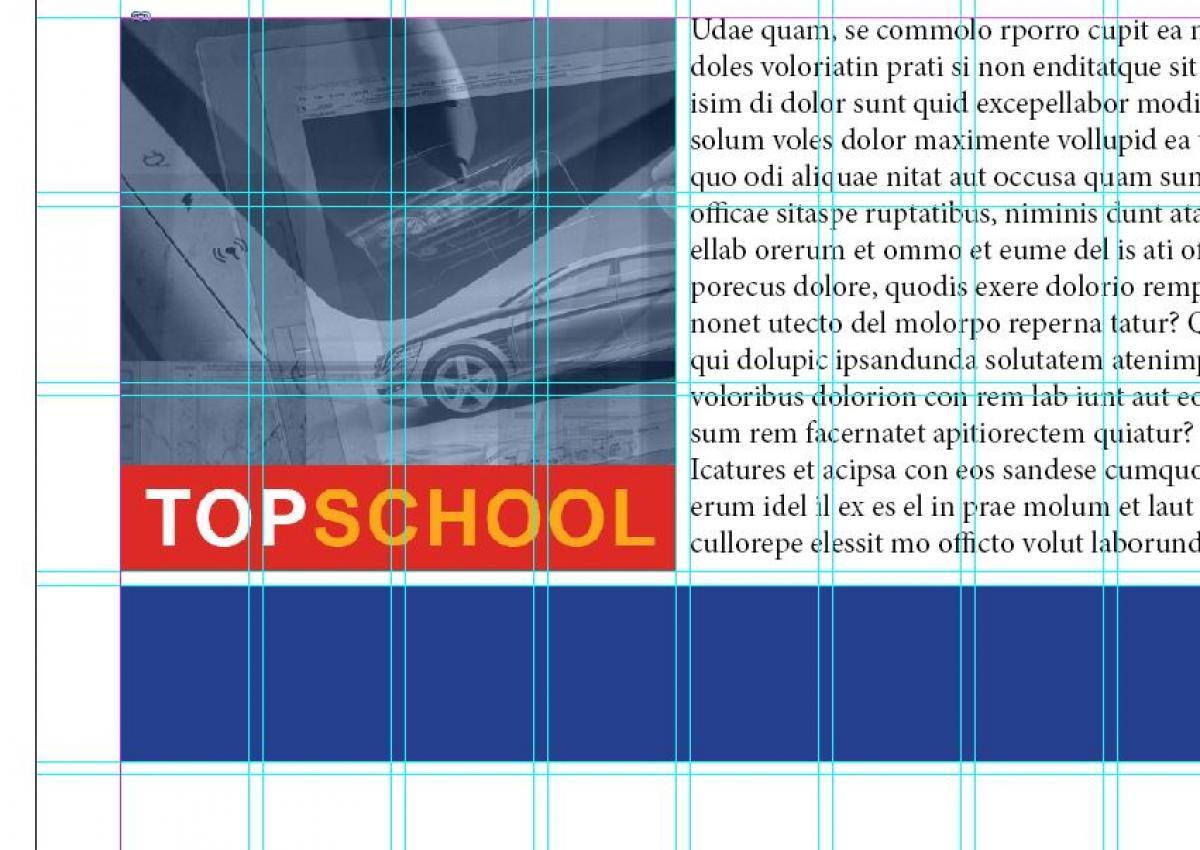 Többoldalas kiadványok tervezése, segédlet grafikus és designer hallgatóknak