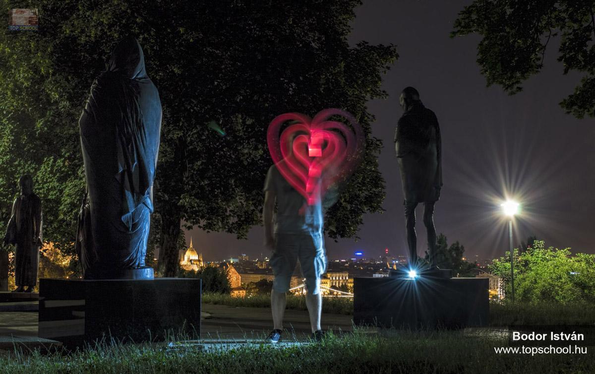 Fotózás és fényképezés gyakorlat