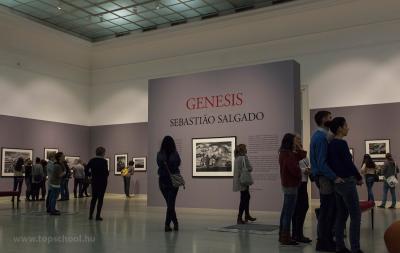 Salgado: Genesis a Fotográfus OKJ tanfolyamon