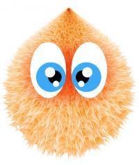 Fluffy készítés Illustratorban