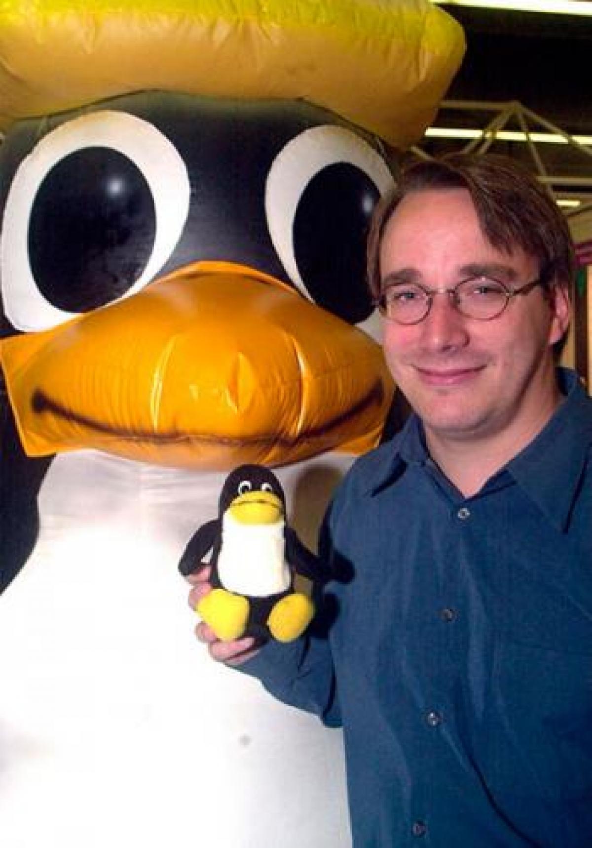 Húsz éves a Linux