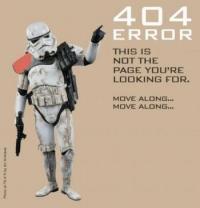 Honlap készítés: 404 not found error design a javából