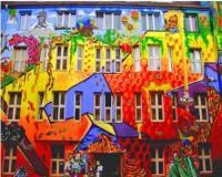Szerethet� Graffiti