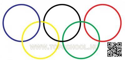 Olimpiai k�sz�l�d�s n�lunk is! Rajzolj �tkarik�t Illustratorban!