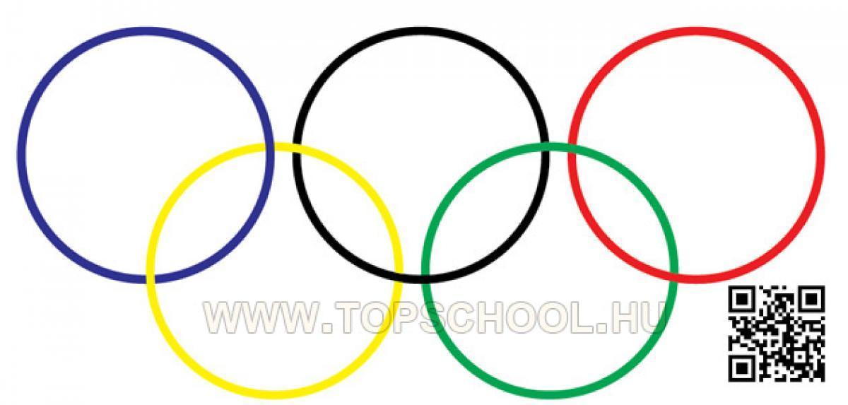Olimpiai készülõdés nálunk is! Rajzolj ötkarikát Illustratorban!