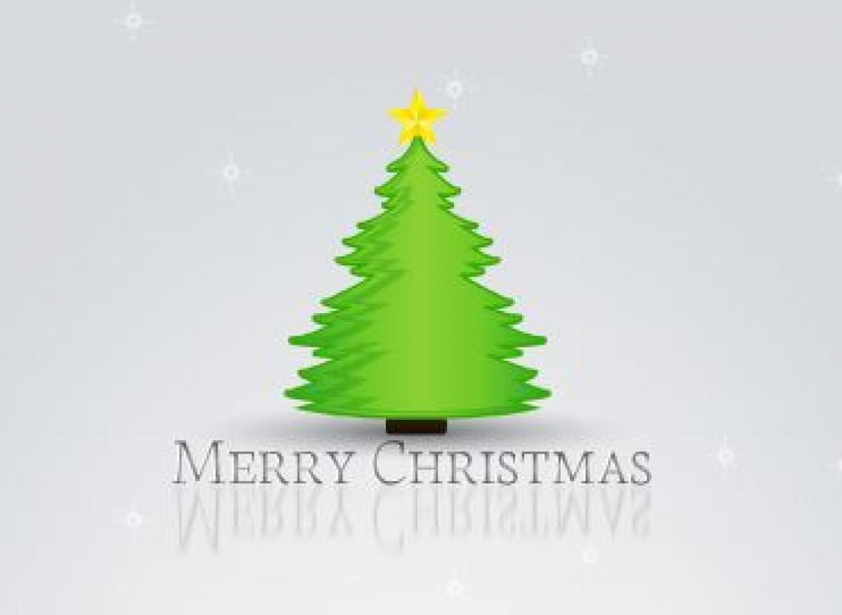 Karácsonyfa animáció Flash segítségével