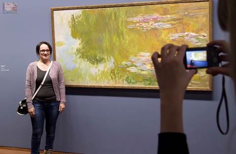 Claude Monet a grafikus OKJ tanfolyam