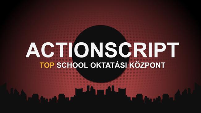 ActionScript képzés