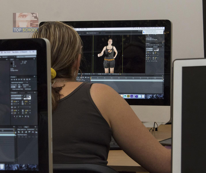 After Effects tanfolyam: haladó animációk készítés