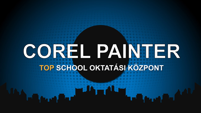 Corel Painter k�pz�s