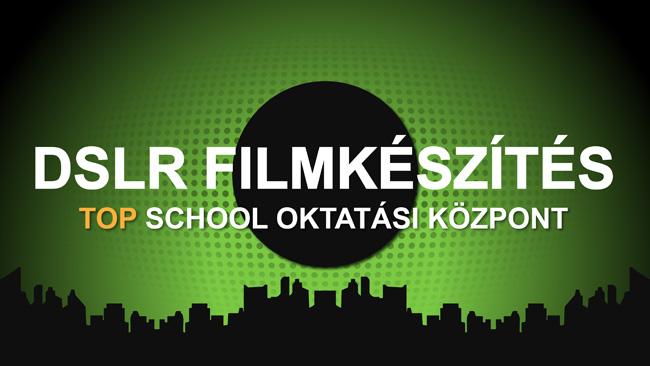 DSLR Filmes tréning