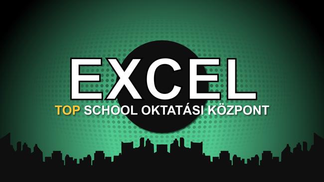 Excel halad� tanfolyam