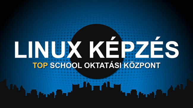 Linux k�pz�s