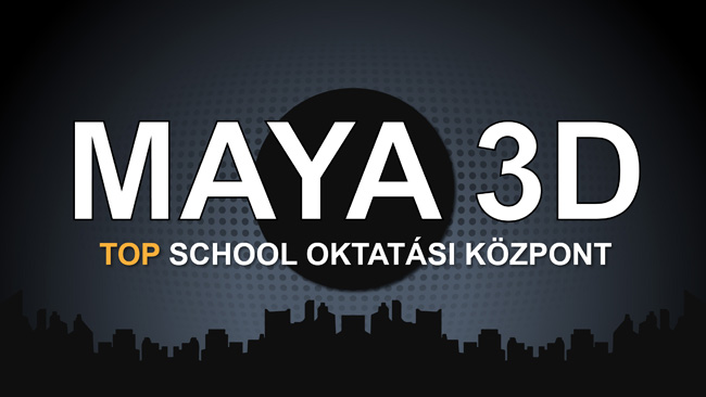 Maya 3D tanfolyam