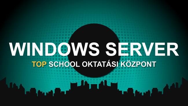 Windows Server tanfolyam