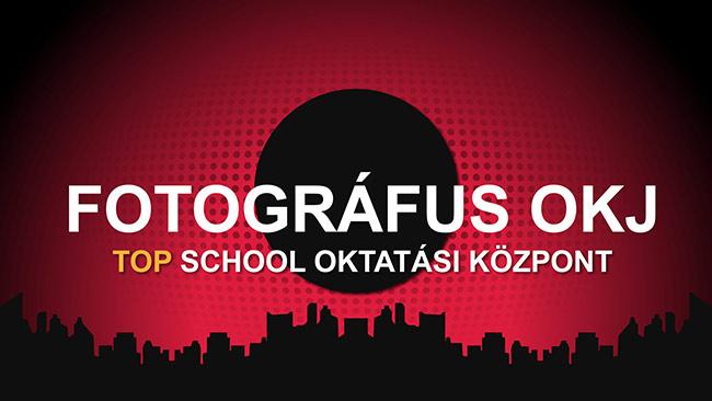 Fotográfus OKJ tanfolyam